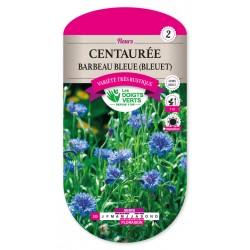 Centaurée barbeau bleue...